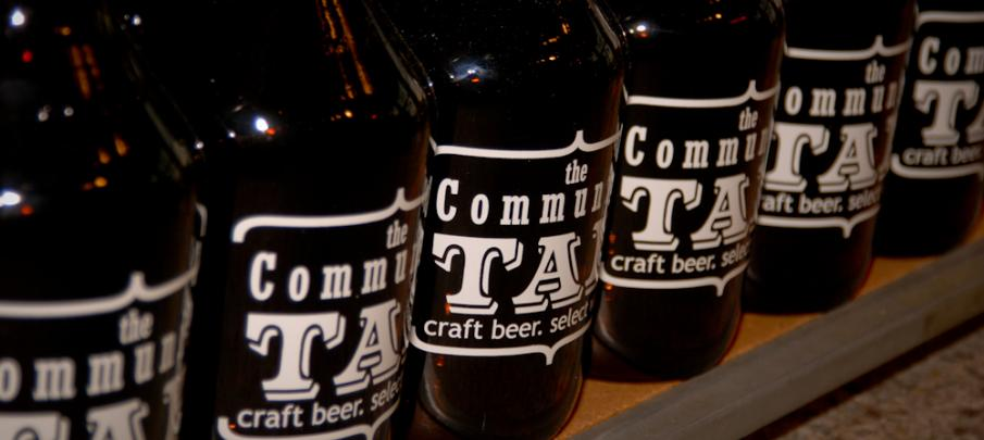 Community Tap Growlers