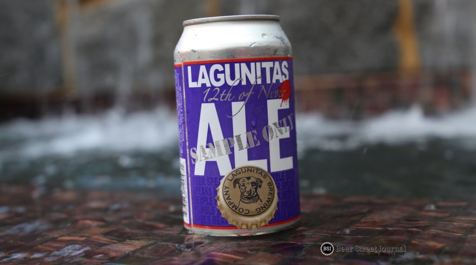 Lagunitas 12th of Never can