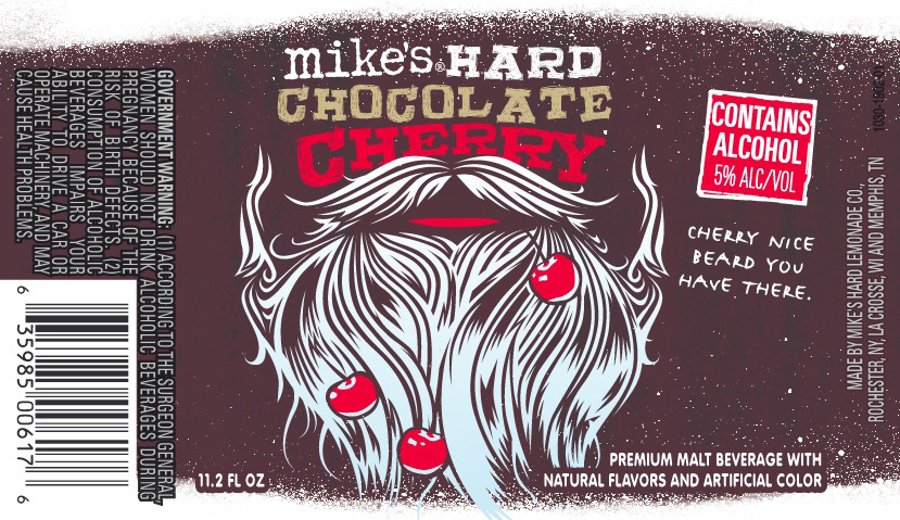 Mike's Hard Chocolate Cherry