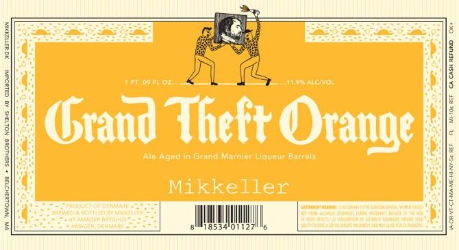 Mikkeller Grand Theft Orange