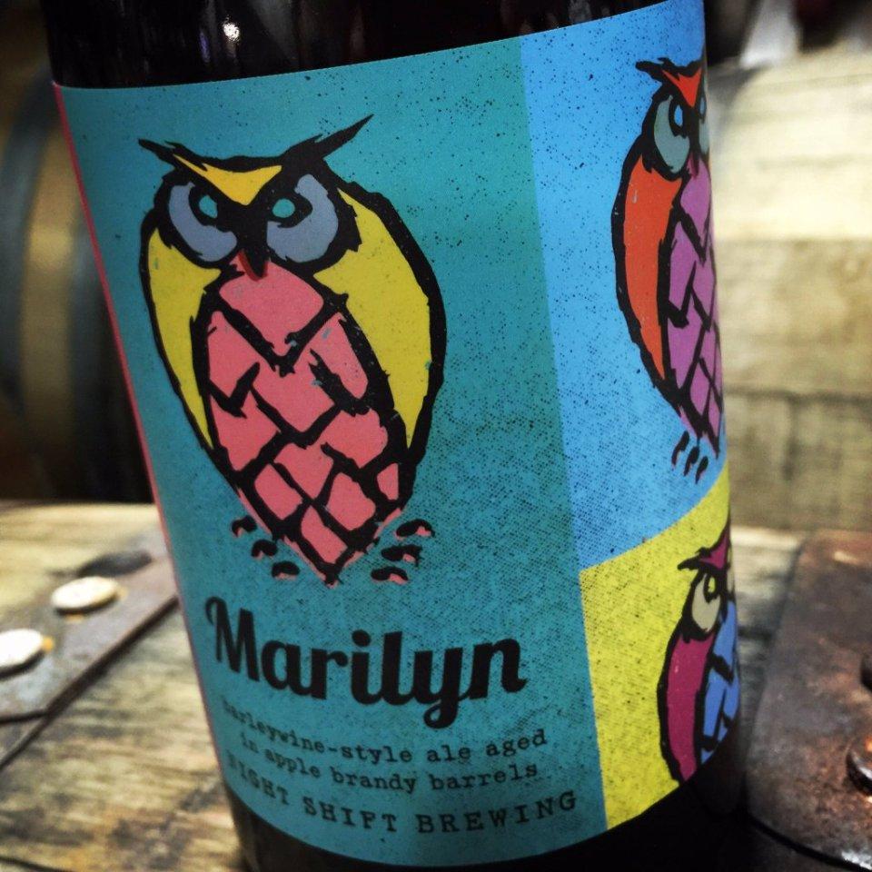 Nightshift Brewing Marilyn