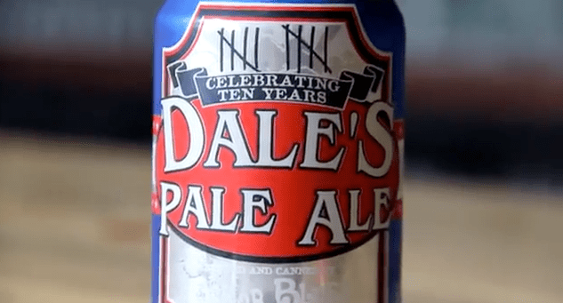 Oskar Blues Dales 10