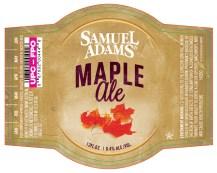 Samuel Adams Maple Ale