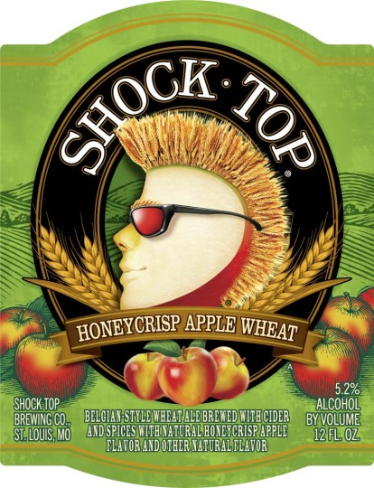 Shock Top Honey Crisp Apple Wheat