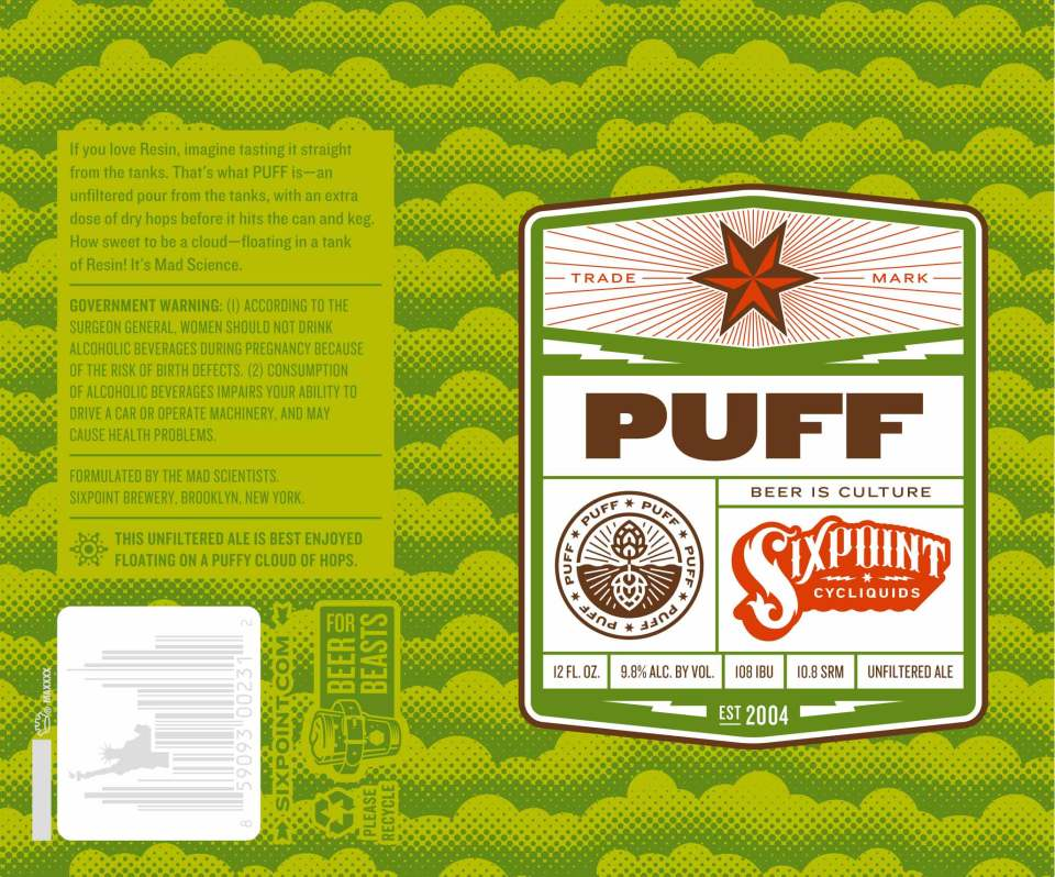 Sixpoint Puff