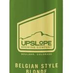 Upslope Belgian Style Blonde