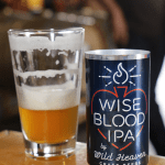 Wild Heaven Wise Blood IPA cans