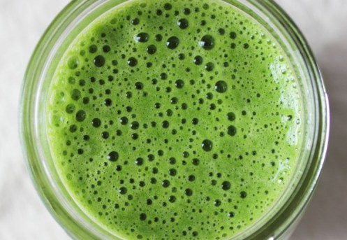 my fav green smoothie