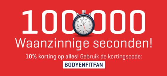 kortingscode body en fit shop fan 10%