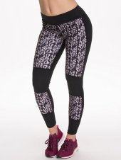 sport legging met print - nlysport collectie - workout gear - trendy sportkleding - be fit and fashionable