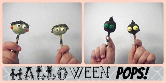 Tips for Making Halloween Pops from Before3pm.com
