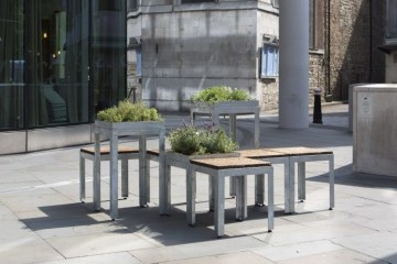 copyright: Agnese Sanvito/Bench by Eleanor Dodman Architects