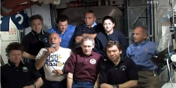 Guy in space - 600w