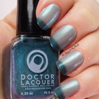 Doctor Lacquer Cartwheel nail polish swatch + review