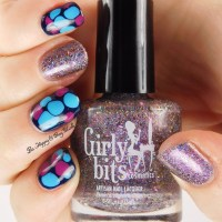 Blobbicure with Girly Bits Cosmetics