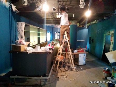 q bar george zhou sanlitun beijing china (2)