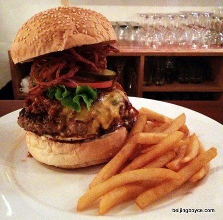 xl burger jane cui xindong road beijing china