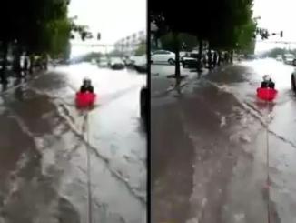 beijing flood 2016