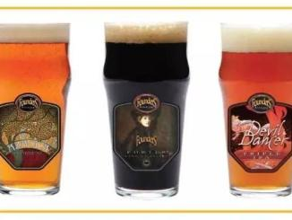 founders brewing at arrow factory beijing china Founders Porter Azacca IPA Devil Dancer IPA