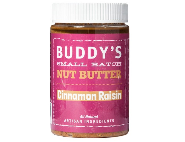 Buddy's Nut Butter Cinnamon Raisin