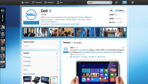 Dell Twitter Case Study