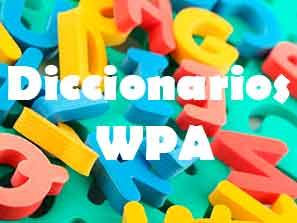 Diccionarios wpa