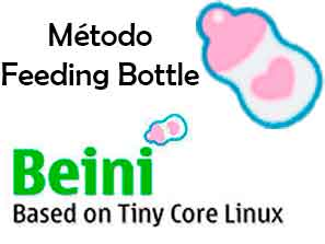 Tutorial feeding bottle Beini Manual
