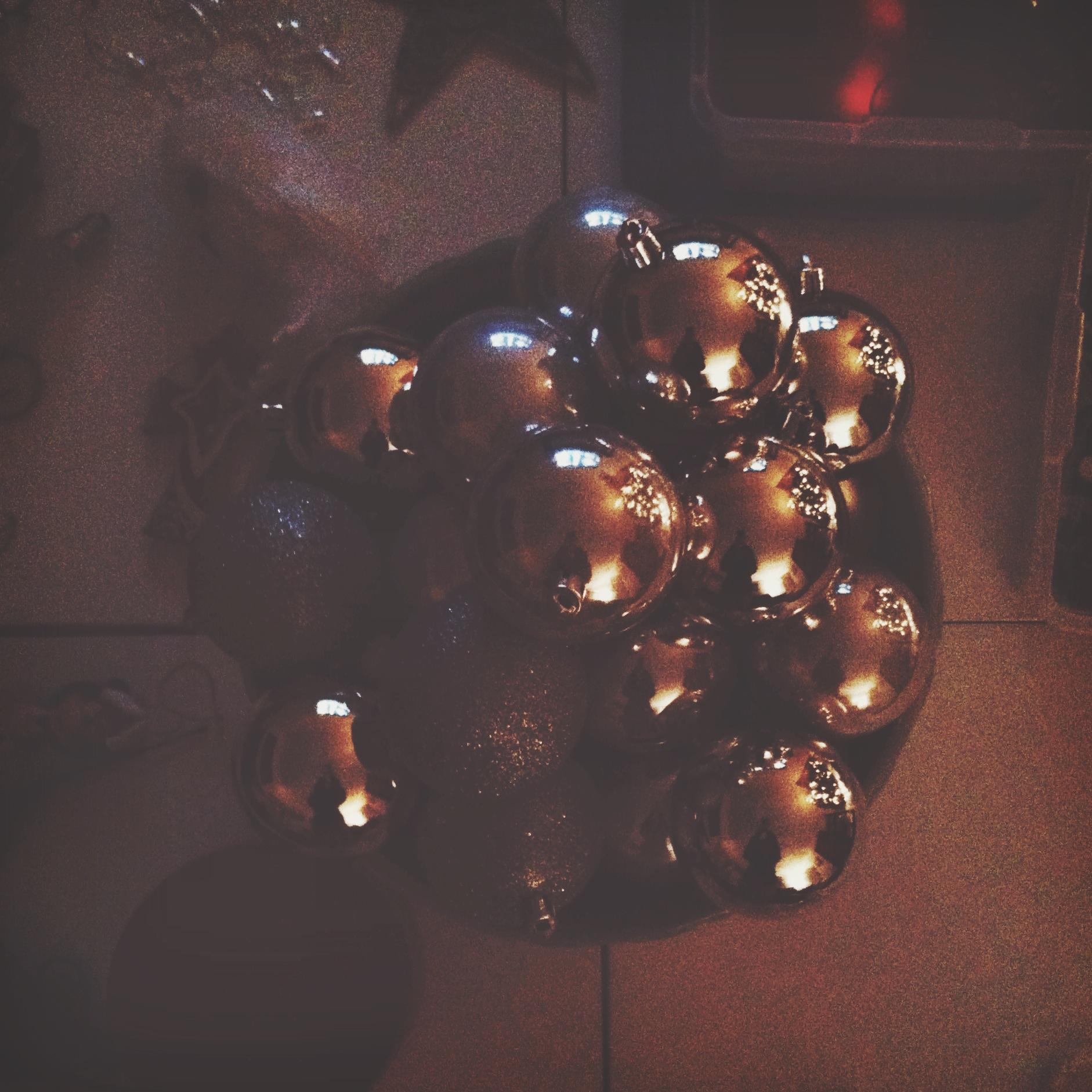 A Mini Christmas Bucket List