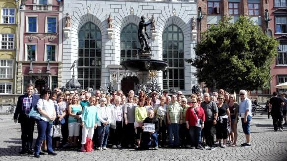 2016 Poland Tour Group
