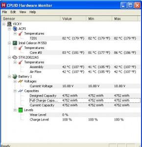 Cara Mengatasi Laptop yang Panas Temperatur Processor - suhu meningkat