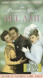 Once upon a time, there was another Bel Ami movie.. - BelAmiFilm.com - Bel Ami The Movie