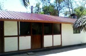 Service building