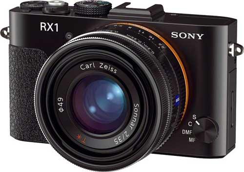 Sony rx1 b