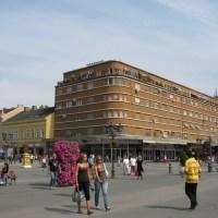 Hotel Putnik in Novi Sad