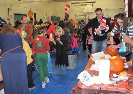 pumpkin-party