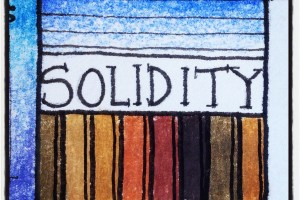 SelfLove365, Year 2, Day 257: Solidity