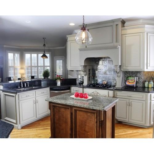 Medium Crop Of Grey Kitchen Cabinets
