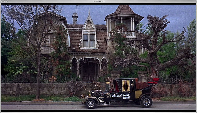 The Munsters House