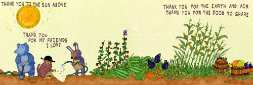 """Dallas Clayton, author and illustrator of the """"An Awesome Book of Thanks."""""""