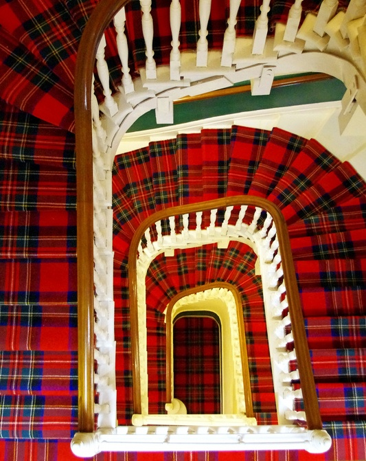 The Glenburn Hotel ~ Rothesay, Scotland
