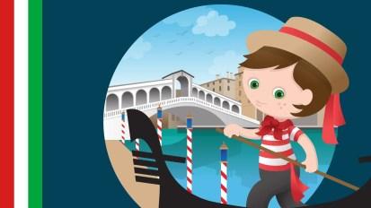 Teaching From Infancy: Italian