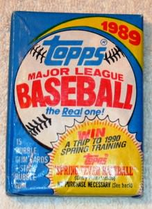 Baseball Cards Without Bubble Gum, 20 Years On