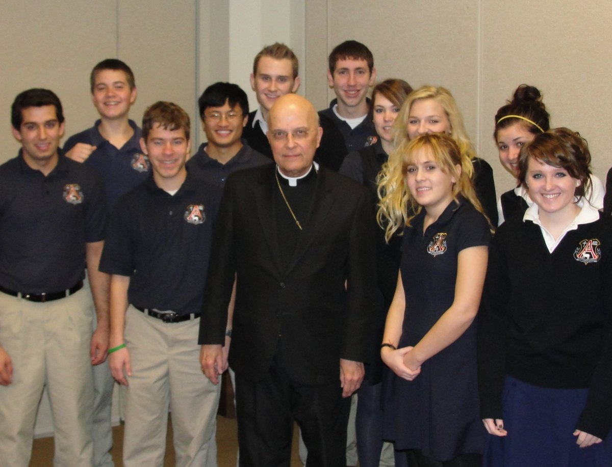 Francis Cardinal George, Teacher and Witness (1937-2015)