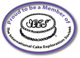 Proud Member of The International Cake Exploration Societe