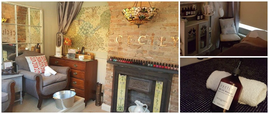 Cecily Townhouse Day Spa Berkhamsted