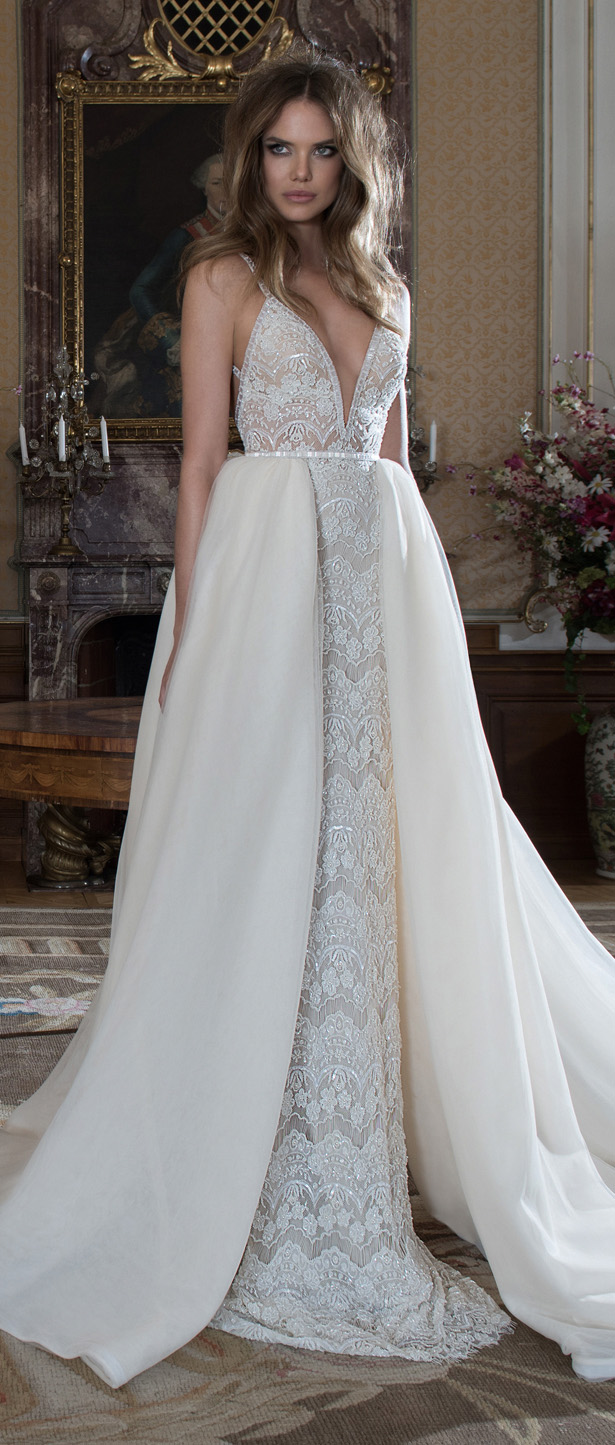 bridal trends wedding dresses with detachable skirts wedding dress skirt Wedding Dress by Berta Bridal Fall