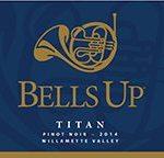 Bells Up Titan 2014 Wine Label