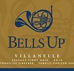 Bells Up Villanelle Wine Label