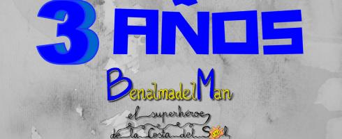 3 años Benalmadelman Anécdotas