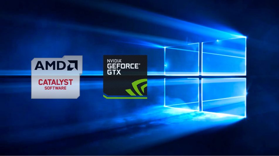 how to rollback nvidia drivers win 10